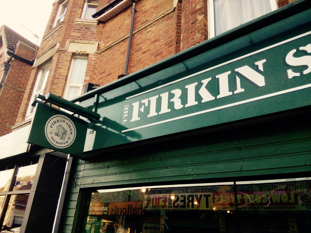 Bournemouth Scene: The FirkinShed