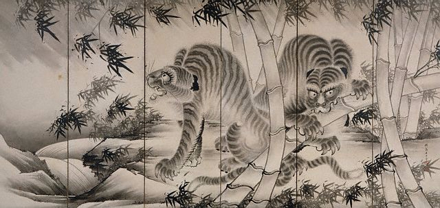 Notes from the Middle Kingdom: Three Men Make a Tiger